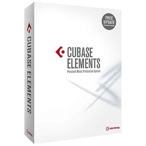 Steinberg Cubase Elements 9 GBDFIESPT