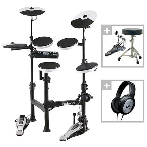 Roland TD-4KP V-Drums Portable Bundle