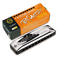 Harmonica Richter C.A. Seydel Söhne Blues Session Standard Eb