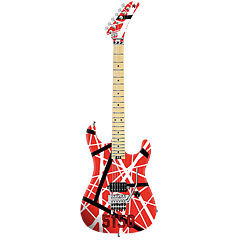 EVH Striped Series 5150 R/B/W « Guitare électrique