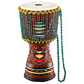 "Djembe Meinl Artisan Edition 12"" Painted Carving Tongo Djembe"