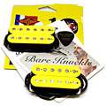 Micro guitare électrique Bare Knuckle Nailbomb Open Set yellow