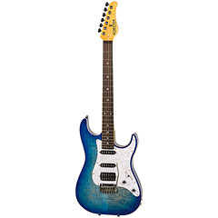 Schecter Sunset Custom  TSB « Guitare électrique