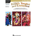 Hal Leonard Songs from Frozen, Tangled and Enchanted « Play-Along
