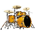 "Batterie acoustique Mapex Saturn V MH Exotic Serie 22"" Amber Maple Burl"