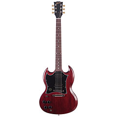 Gibson SG Faded T 2017,Worn Cherry « Guitare gaucher