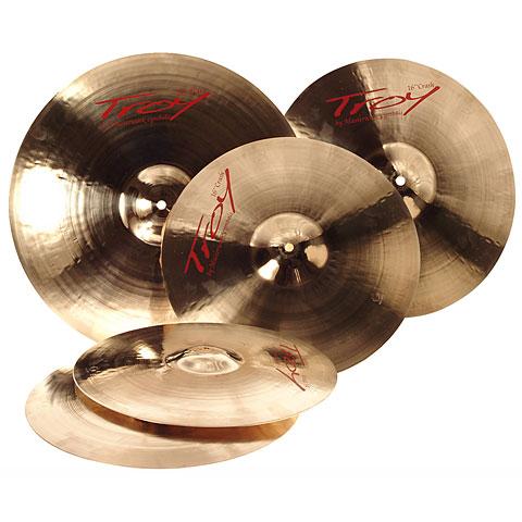 Masterwork Troy Professional Cymbal Set + Cymbalbag