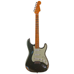 Fender Custom Shop 1959 Stratocaster Heavy Relic Olive D « Guitare électrique