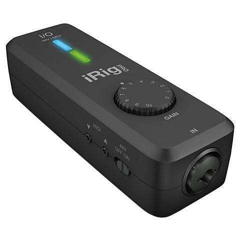 IK-Multimedia iRig Pro IO