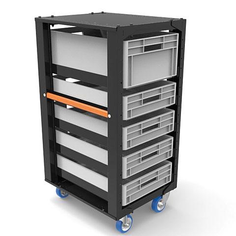 Admiral Storage Cart B-H107