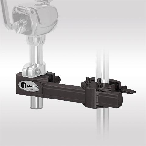 Mapex Black Horizontal Adjustable Multi Purpose Clamp