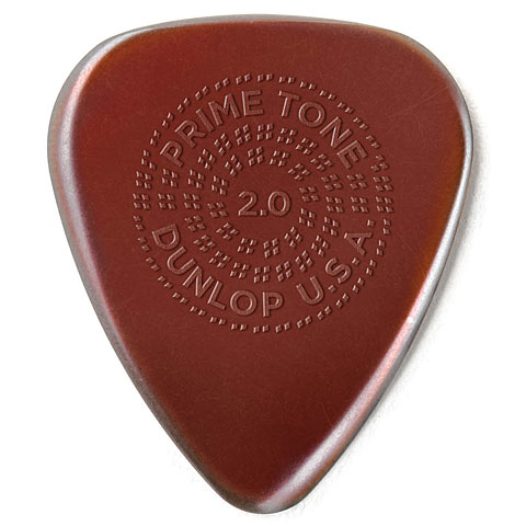 Dunlop Primetone Standard Picks with Grip 2.00 mm (3Stck)