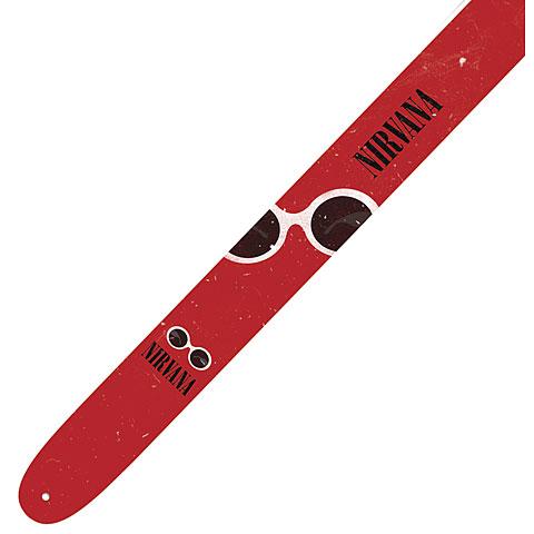 Perri's Leathers Ltd Nirvana, red