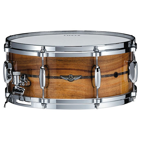 Tama Star Bubinga Exotic 14'' x 6'' Blackwood Snare