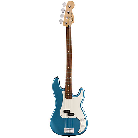 Fender Standard Precision Bass PF Lake Placid Blue