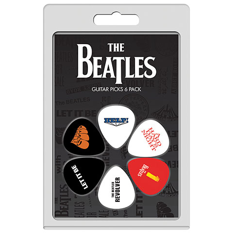 Perri's Leathers Ltd The Beatles Albums No 2