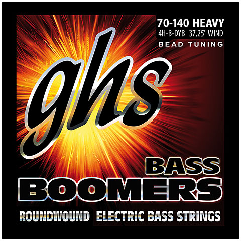 GHS Boomers 070-140 4H-B-DYB