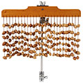 Chimes Gon Bops Waterfall Shell Chimes, Musicothérapie et univers sonores, Batterie/Percussions