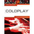 Recueil de Partitions Music Sales Really Easy Piano - Coldplay, Livres, Librairie