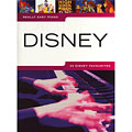 Recueil de Partitions Music Sales Really Easy Piano - Disney