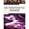 Recueil de Partitions Music Sales Really Easy Piano - 50 Fantastic Songs
