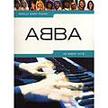 Recueil de Partitions Music Sales Really Easy Piano - ABBA, Livres, Librairie