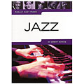 Recueil de Partitions Music Sales Really Easy Piano - Jazz, Livres, Librairie