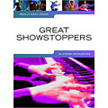 Recueil de Partitions Music Sales Really Easy Piano - Great Showstoppers, Livres, Librairie