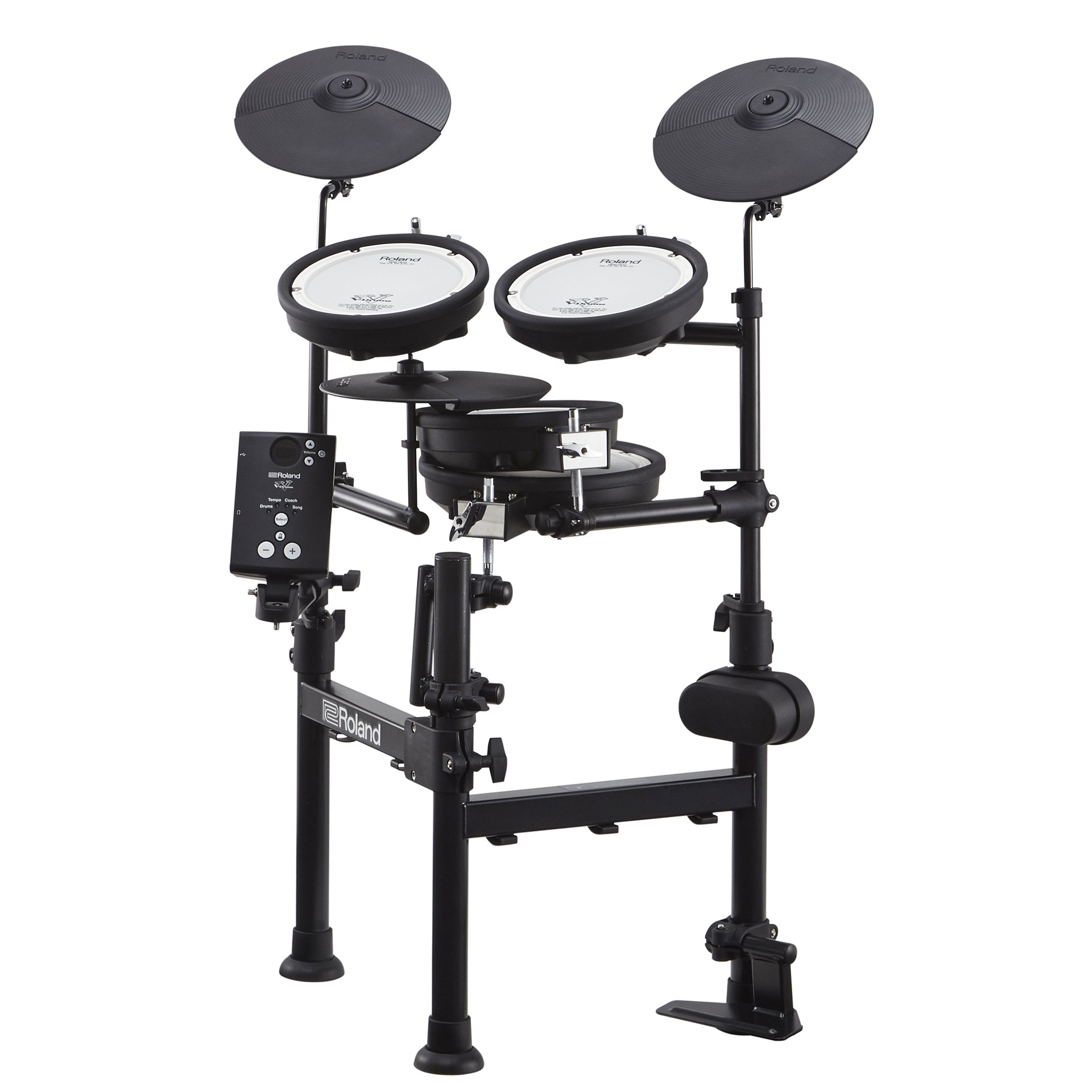 roland td 1kpx2 v drums portable batterie lectronique. Black Bedroom Furniture Sets. Home Design Ideas