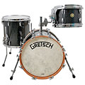 "Gretsch Drums USA Broadkaster 18"" Black Glass « Batterie acoustique"