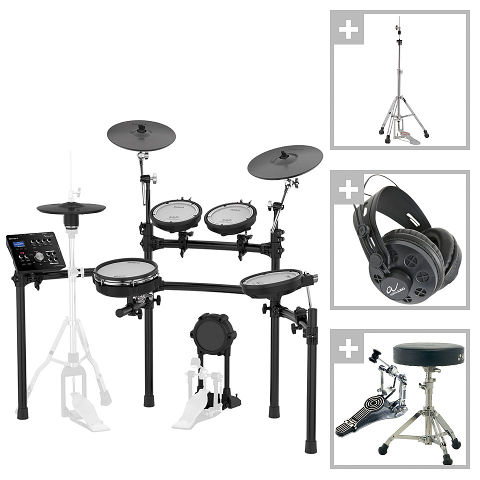 roland td 25k v drums bundle 10099975 batterie lectronique. Black Bedroom Furniture Sets. Home Design Ideas