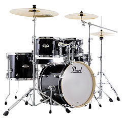 Pearl Export 18  Jet Black Compact Drumset