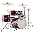 "Pearl Export 18"" Black Cherry Glitter Compact Drumset « Batterie acoustique"