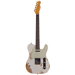 Fender Custom Shop '63 Telecaster Heavy Relic « Guitare électrique