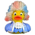 Article cadeau Bosworth Rubber Duck Amadeus Purple