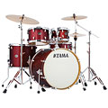 "Batterie acoustique Tama Silverstar 22"" Dark Red Sparkle"