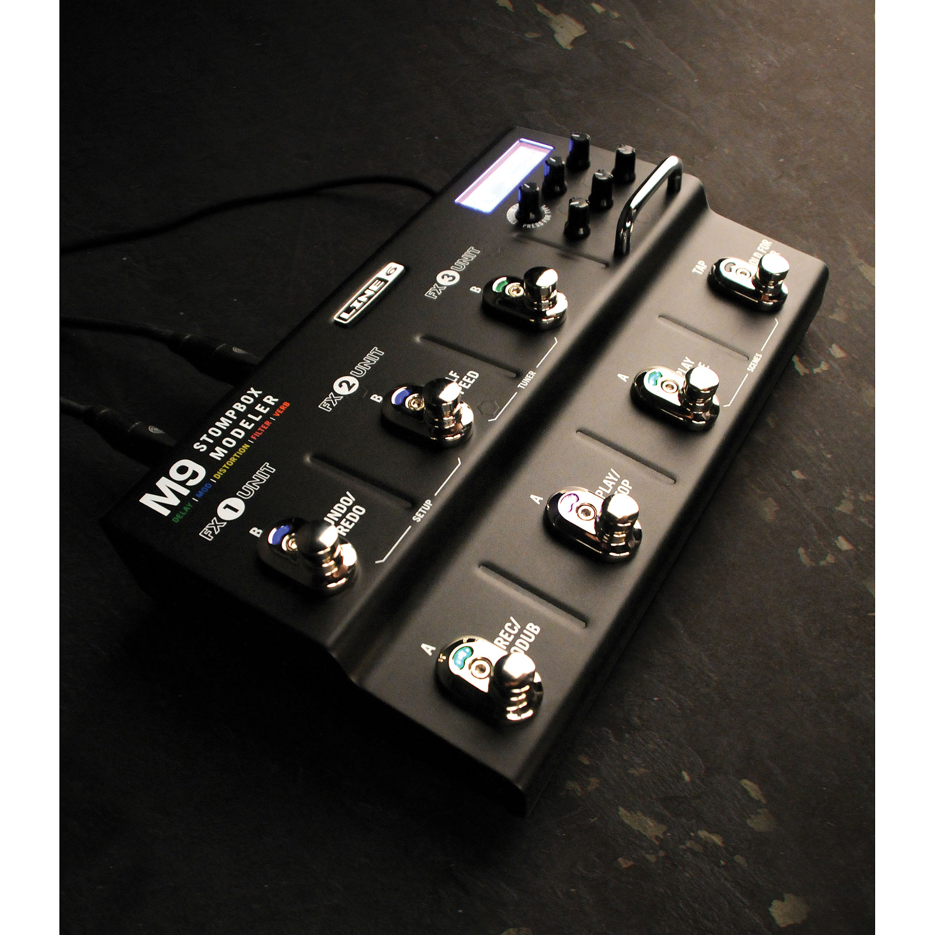 line 6 m9 stompbox modeler 10102606 multi effets guitare lectrique. Black Bedroom Furniture Sets. Home Design Ideas