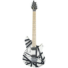 EVH Wolfgang Special B/W Stripes « Guitare électrique