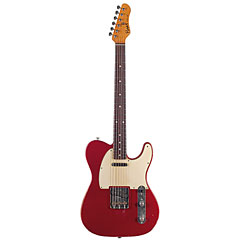 Haar Traditional T aged Candy Apple Red « Guitare électrique