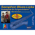 Tunesday Pocketguide - Saxophon Blues-Licks « Recueil de Partitions