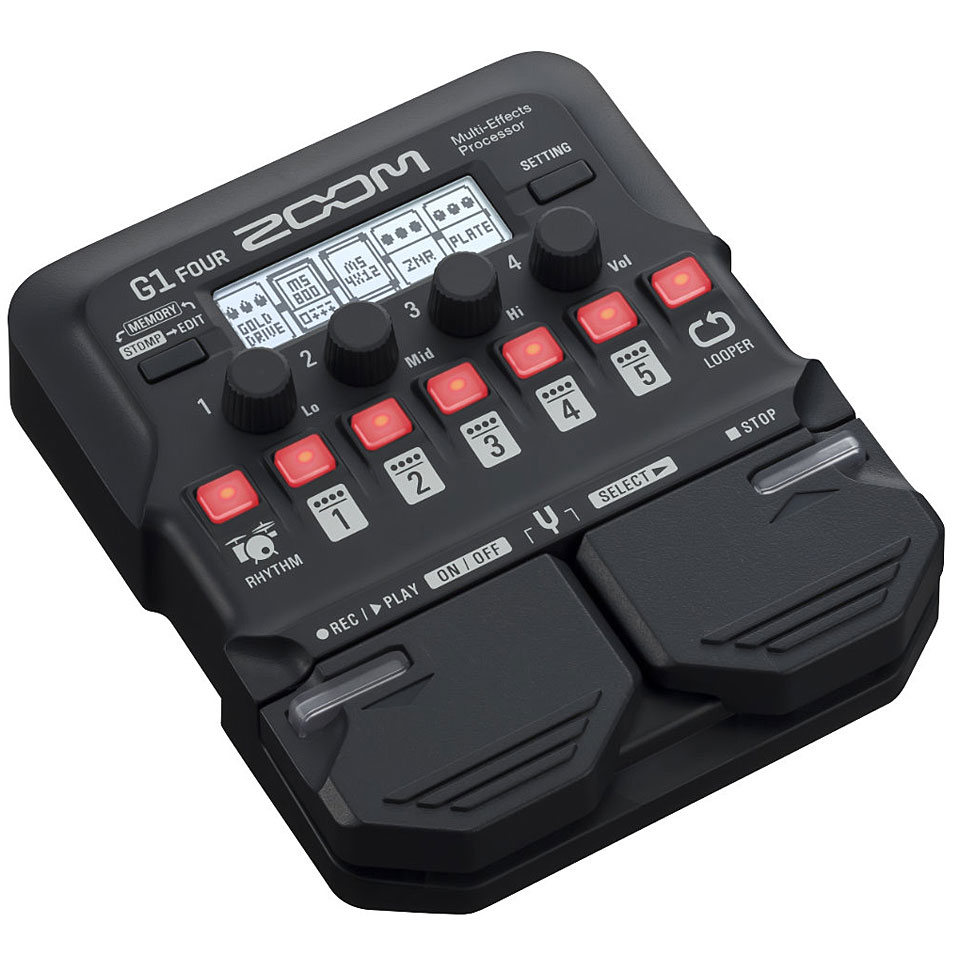 Zoom G1 Four