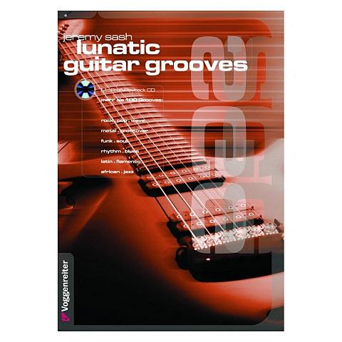Voggenreiter Lunatic Guitar Grooves