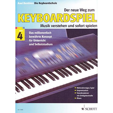 Schott Der neue Weg zum Keyboardspiel Bd.4