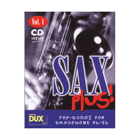 Dux Sax Plus! Vol.1