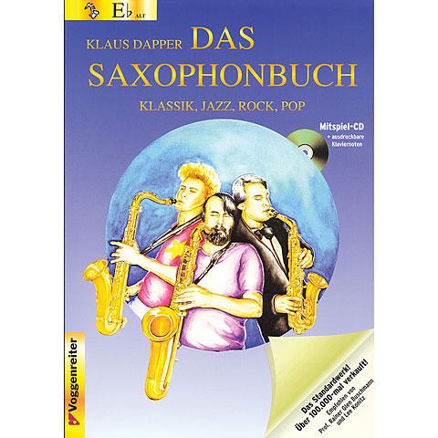 Voggenreiter Das Saxophonbuch Bd.1 - Eb Version