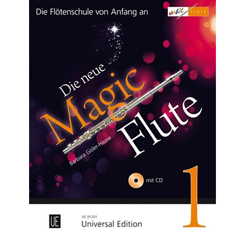Universal Edition Magic Flute Bd.1