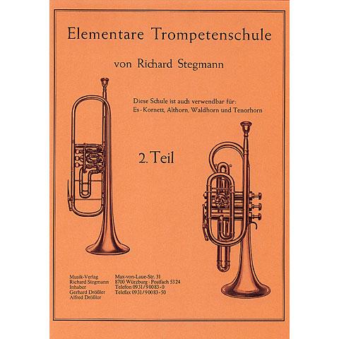 Stegmann Elementare Trompetenschule 2