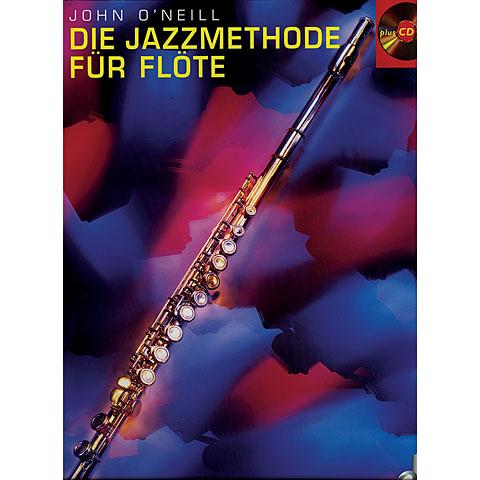 Schott Die Jazzmethode für Flöte