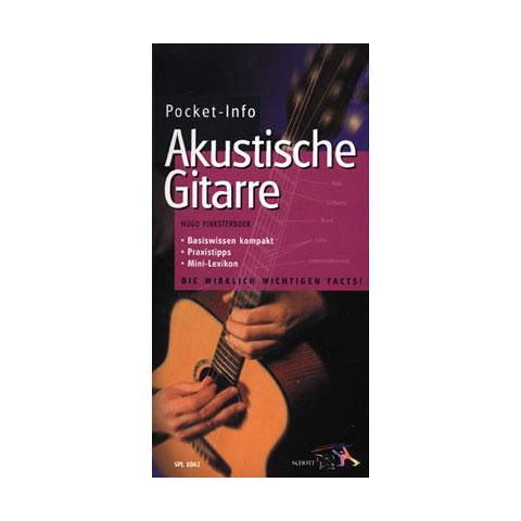 Schott Pocket-Info Akustische Gitarre