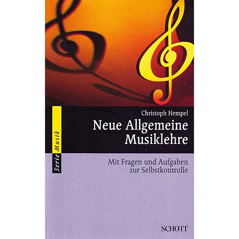 Schott Neue Allgemeine Musiklehre